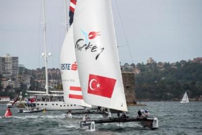 MASON - Avustralyada Extreme Sailing 2015 Yarışları