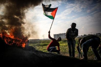 GAZZE - İsrail-Gazze Sınırında Gerginlik