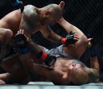 ONE MMA Boks Şampiyonası