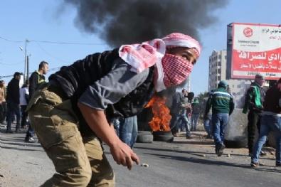 RAMALLAH - Batı Şeriada Gösteri