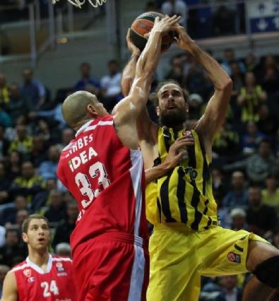 SIRBİSTAN - Fenerbahçe - Kızılyıldız Telekom