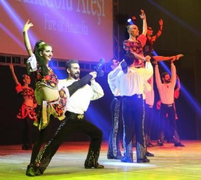 ANADOLU ATEŞİ DANS TOPLULUĞU - Anadolu Ateşi Şanlıurfa'da