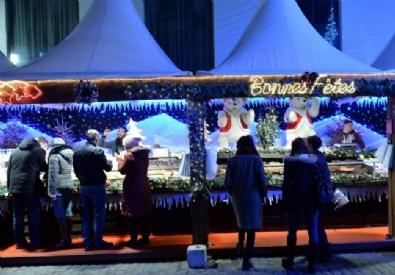 NOEL BABA - Brüksel'de Noel hazırlığı