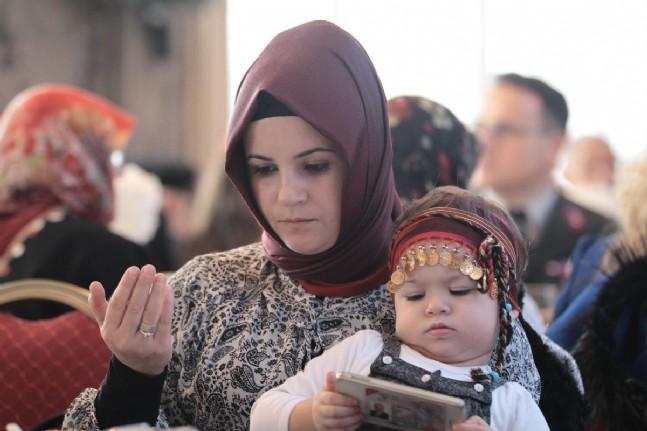 ali arslan - Şehit Aileleri Ve Gaziler Onuruna Kahvaltı