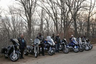 MÜSLÜMAN - ABD Yollarındaki Müslüman Motorcular