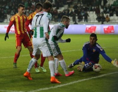 KAYSERISPOR - Torku Konyaspor - Kayserispor