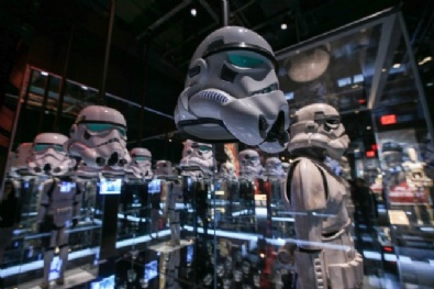 STAR WARS - Star Wars kostümleri New York'ta