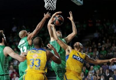 VOLKSWAGEN - Darüşşafaka Doğuş - Maccabi Fox