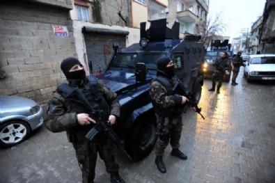 Gaziantep'te Şafak Operasyonu