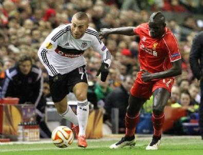 Liverpool - Beşiktaş Avrupa Ligi