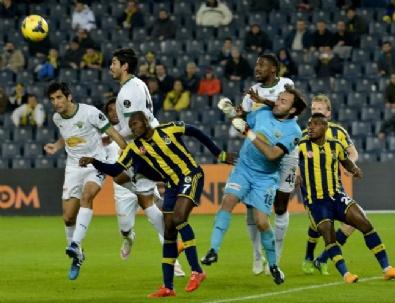 Fenerbahçe - Akhisar Belediyespor Maçından En Güzel Fotoğraflar