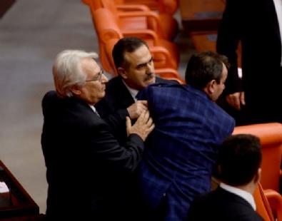 Mecliste Babuşçu Gerginliği