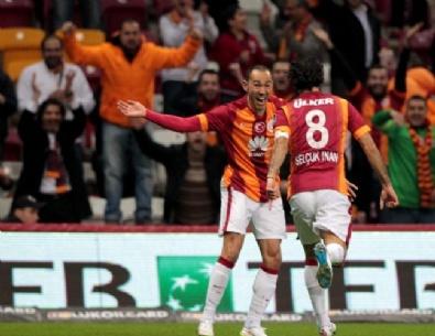 Galatasaray - Kayseri Erciyesspor Maçından Fotoğraflar...