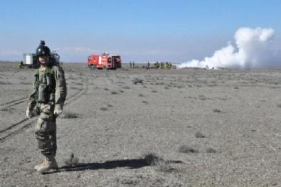 Konya'da Askeri Uçak Düştü: 2 Pilot Şehit Oldu