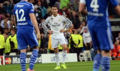 Real Madrid-Schalke