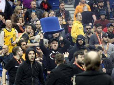 Alba Berlin-Galatasaray Liv Hospital Maçında Olay Çıktı
