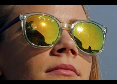 Güneş Tutulmasından İlk Kareler