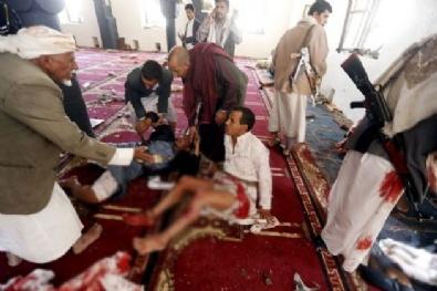 Yemende Cami Saldırısı