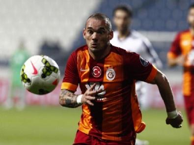Kasımpaşa - Galatasaray Maçından En Güzel Fotoğraflar