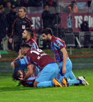 Trabzonspor 2 - 0 Akhisar Belediyespor