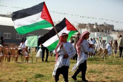 FILISTIN - Filistin'de Toprak Günü