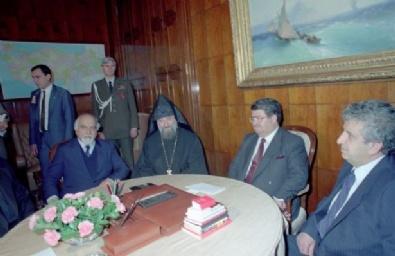 Turgut Özal'ın ölümünün 22. yıldönümü