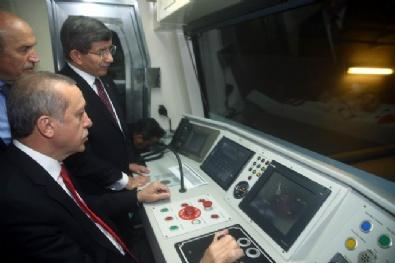 Levent-Rumeli Hisarüstü Metro Hattı Açılış Töreni
