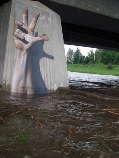 Sokak sanatının en iyi örnekleri