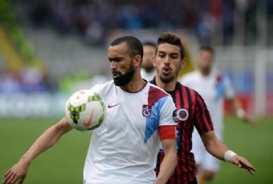 Gençlerbirliği - Trabzonspor Maçından Fotoğraflar