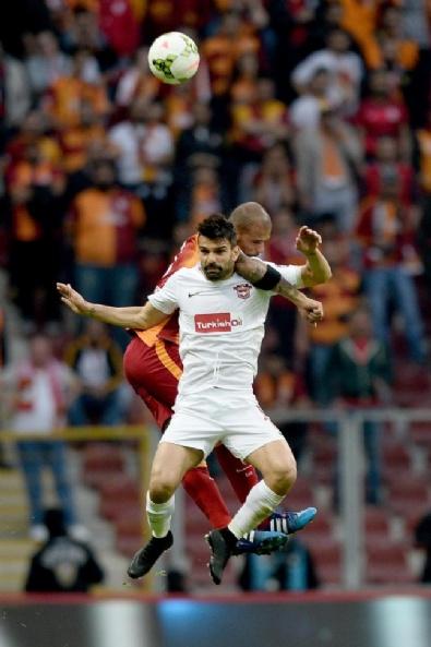 Galatasaray - Gaziantepspor Maçından En Güzel Kareler...