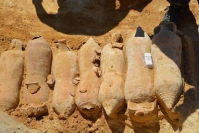 Sinop'ta 2 Bin 500 Yıllık Antik Mezarlık Ortaya Çıktı!