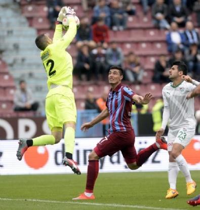 Trabzonspor - Bursaspor Maçından En Güzel Fotoğraflar...