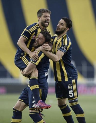 Fenerbahçe - Kayseri Erciyesspor Maçından En Güzel Fotoğraflar