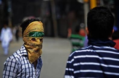 Hindistanda Hükümet Karşıtı Gösteriler