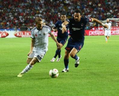 Mersin İdmanyurdu - Fenerbahçe Maçından Kareler