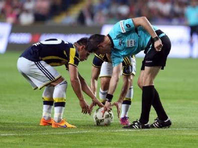 Başakşehir - Fenerbahçe Maçından Kareler