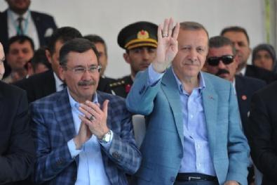 CAMİİ - Cumhurbaşkanı Erdoğan, Ankarada Toplu Açılış Törenine Katıldı