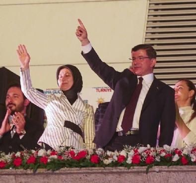 Ahmet Davutoğlu Tarihi Balkon Konuşmasını Yaptı