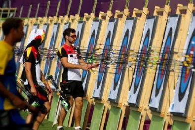 BAKÜ - Bakü 2015 1. Avrupa Oyunları