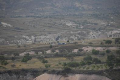 Kapadokyada Balon Kazası