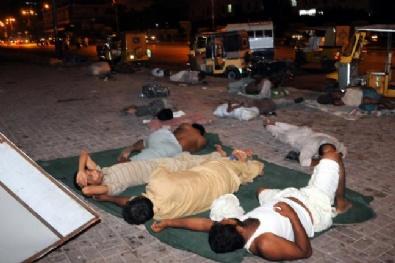 Pakistan'daki Aşırı Sıcaklar