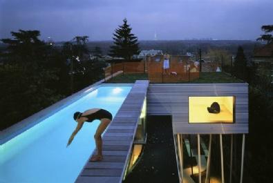 Dünyanın En İlginç Havuzları