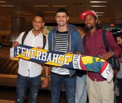 Fenerbahçe'nin Transferleri İstanbul'da