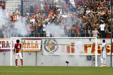 Galatasaray Maçı Yarıda Kaldı