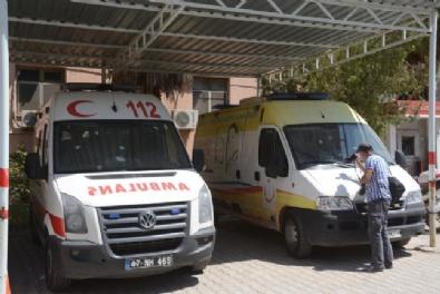 Mardin'de Ambulanslara Silahlı Saldırı