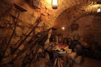 'Tarihin saklandığı' mağara