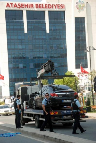 Ataşehir'de silahlı kavga: 3 yaralı