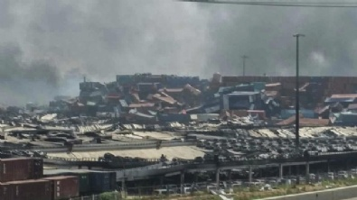 Çinde Patlama