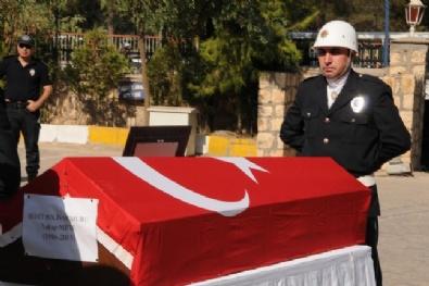 Şehit Polis Yakup Meteye Son Görev