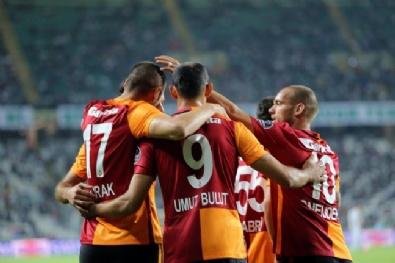 Galatasaray Konyadan 3 Puanla Döndü